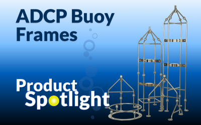 Product Spotlight – ADCP Buoy Frames