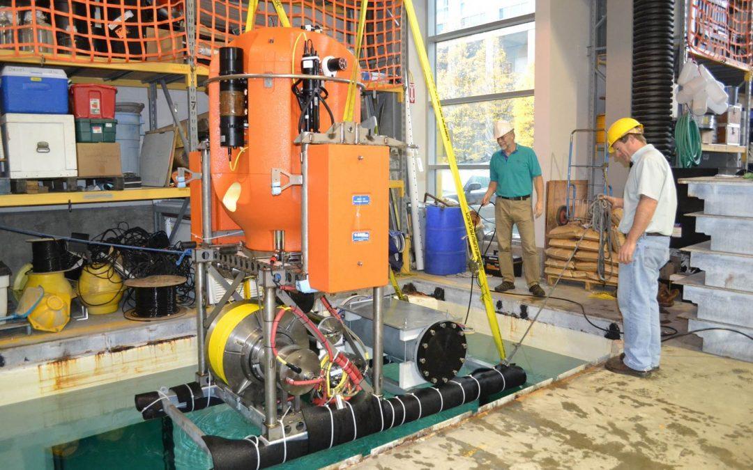 DeepWater Buoyancy Chosen  for Ocean Observatories Initiative