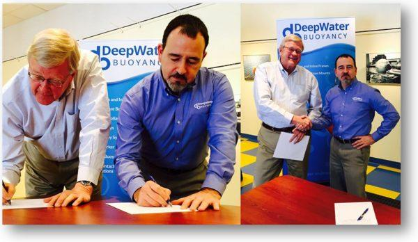 DeepWater Waters David Signing Oil Gas Gulf Coast Rep