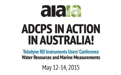 DeepWater Buoyancy Sponsors ADCPs in Action in Australia