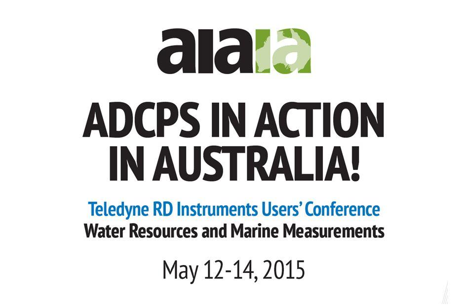 DeepWater Buoyancy Sponsors ADCPs in Action in Australia