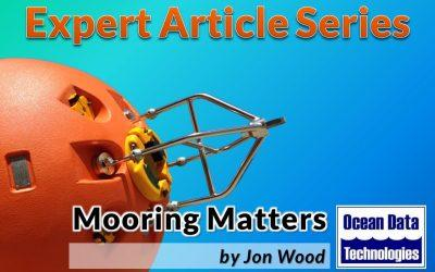 Mooring Matters: When low is the way to go.