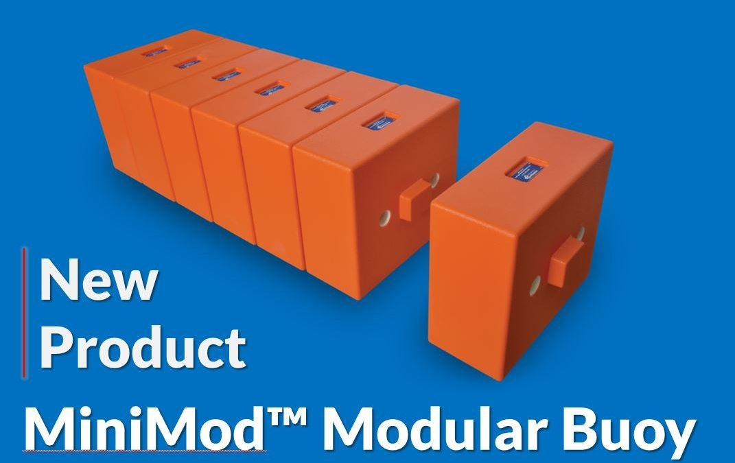 New Product – MiniMod™ Small Modular Buoys