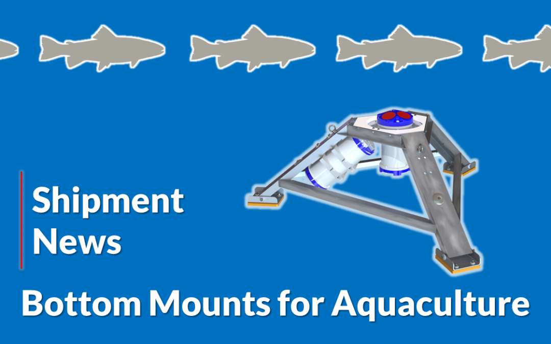 ADCP Bottom Mounts for Aquaculture