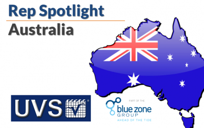 Representative Spotlight – UVS in Australia