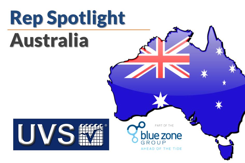 Representative Spotlight – UVS in Australia