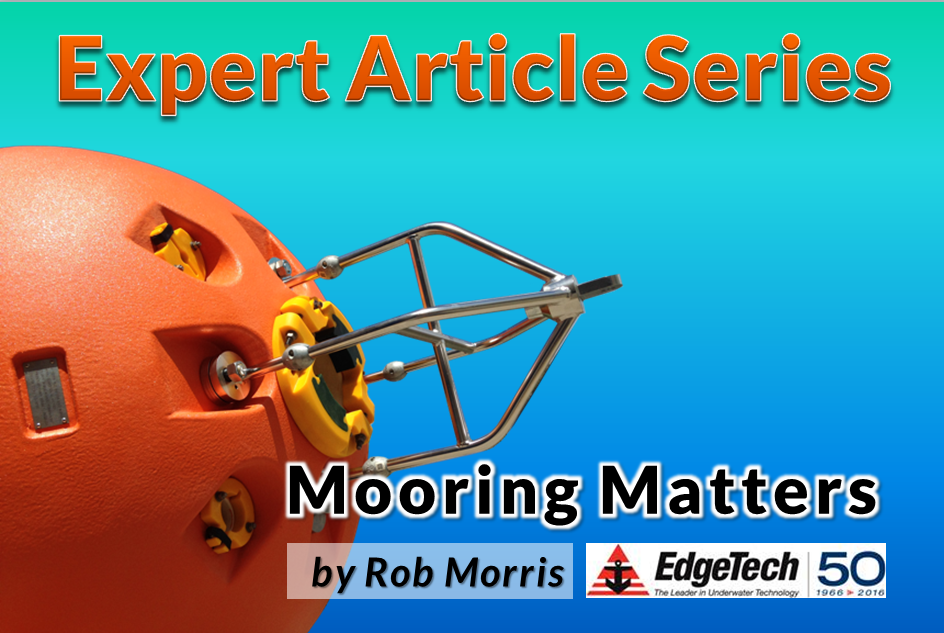 Mooring Matters:  Choosing the Correct Acoustic Release