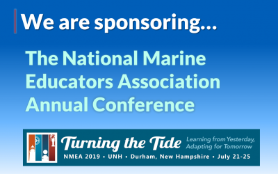 National Marine Educators Association Conference 2019