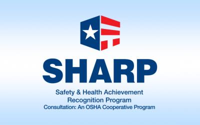 DeepWater Buoyancy Receives OSHA's SHARP Award