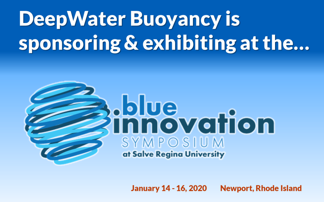 2020 Blue Innovation Symposium
