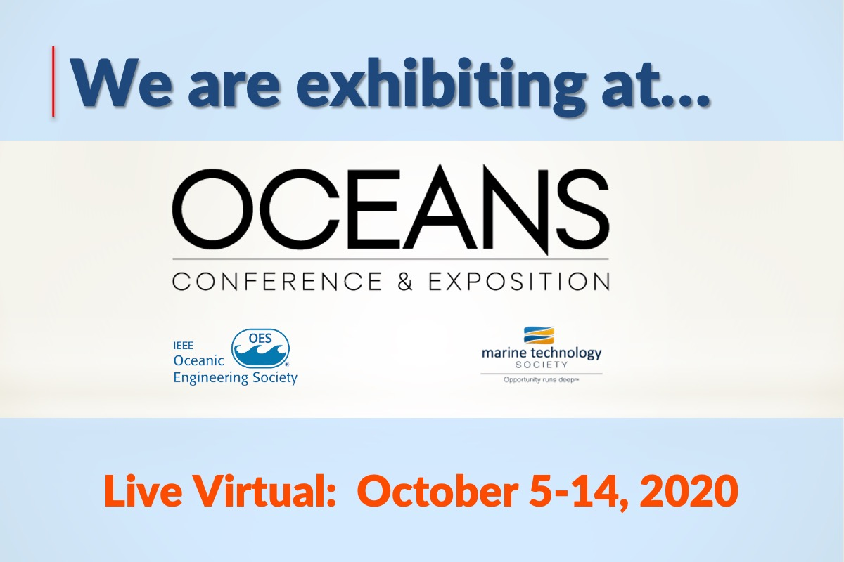 2020 Oceans Conference and Exhibition