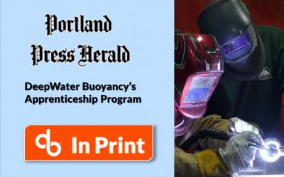 IN PRINT – Apprenticeship Program
