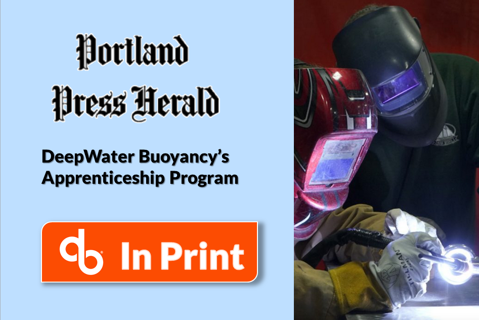IN PRINT – Apprenticeship Program