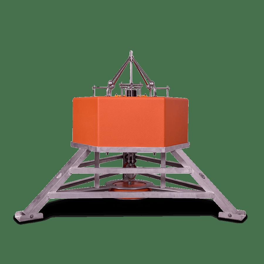 DeepWater Buoyancy 6000 meter Benthic Lander