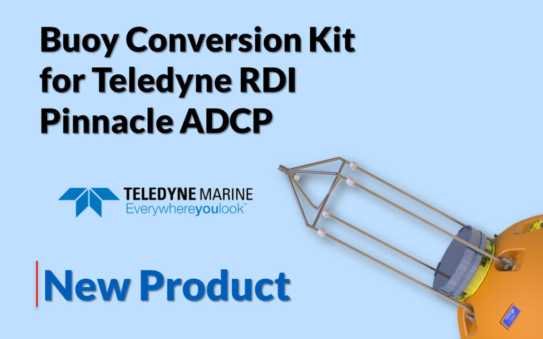 Buoy Conversion Kit for Teledyne RDI Pinnacle ADCP