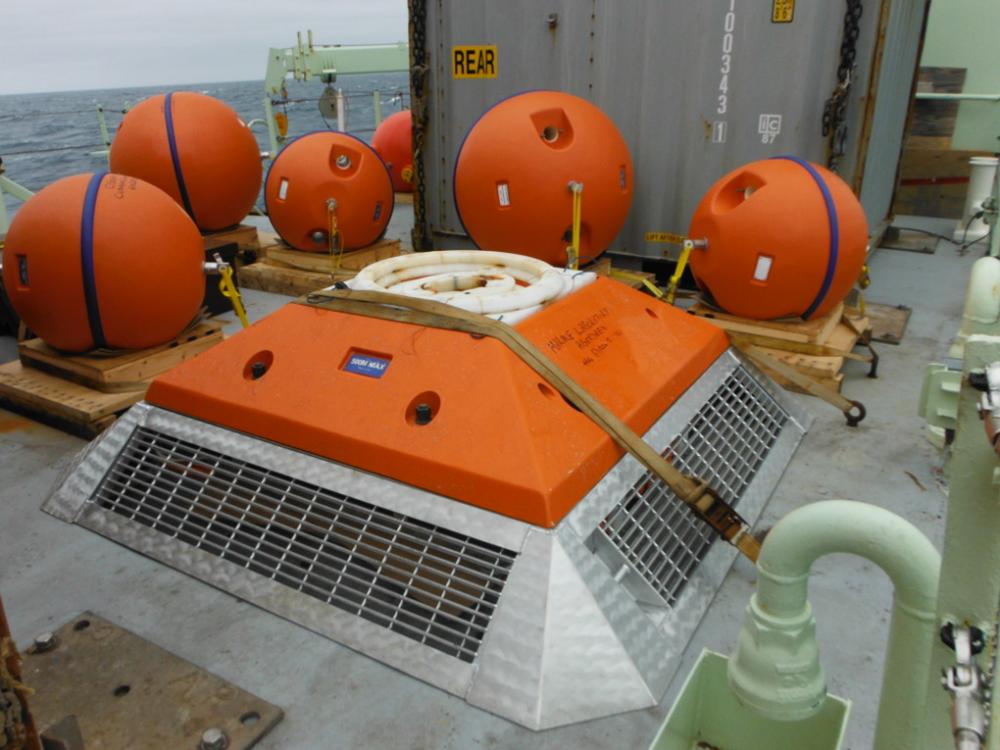 Photo Courtesy of Woods Hole Oceanographic Institute