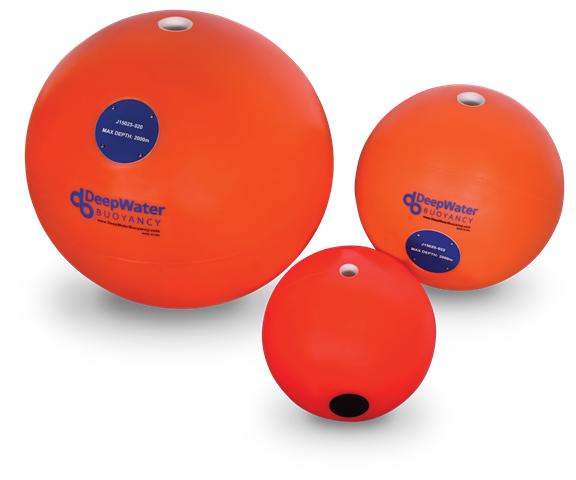 Glass Sphere Buoyancy Option
