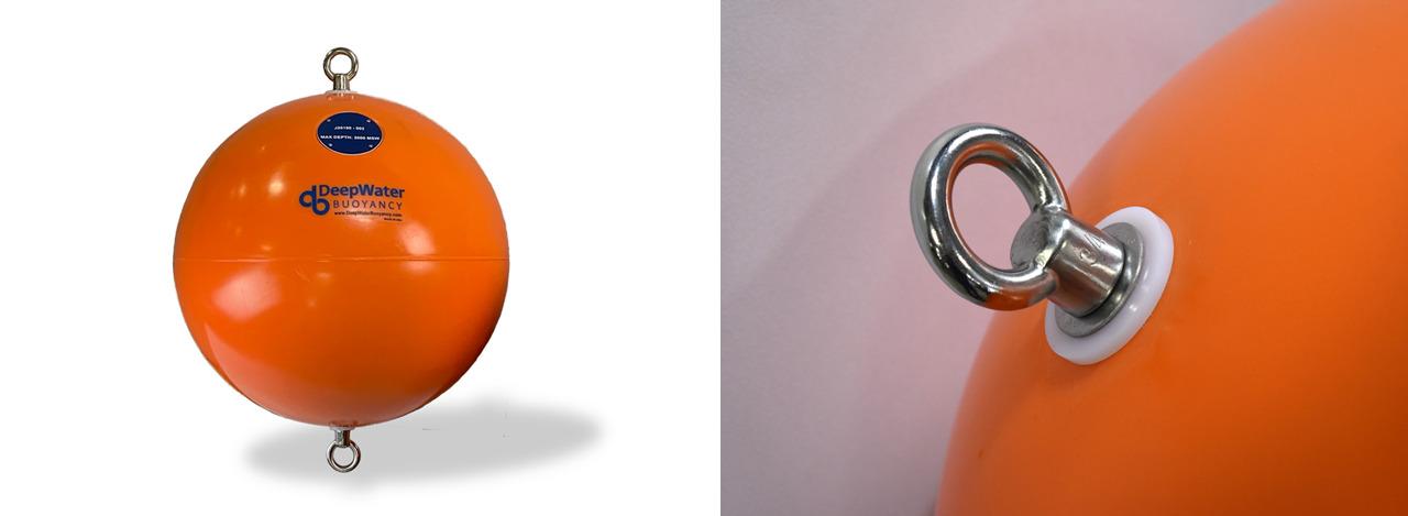 Hardball - Glass Sphere Floatation Alternative