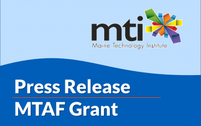 DeepWater Buoyancy Selected for Maine Technology Asset Fund Grant