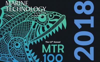 DeepWater Buoyancy in 2018 MTR100