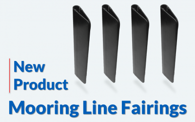 NEW Mooring Line Cable Fairing