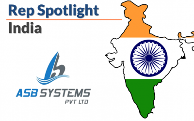 Representative Spotlight – ASB Systems in India