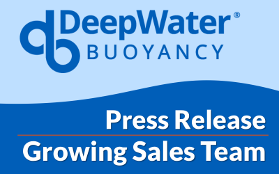DeepWater Buoyancy Grows Sales Team