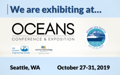 2019 Oceans Conference and Exhibition