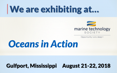 Exhibiting at Oceans in Action