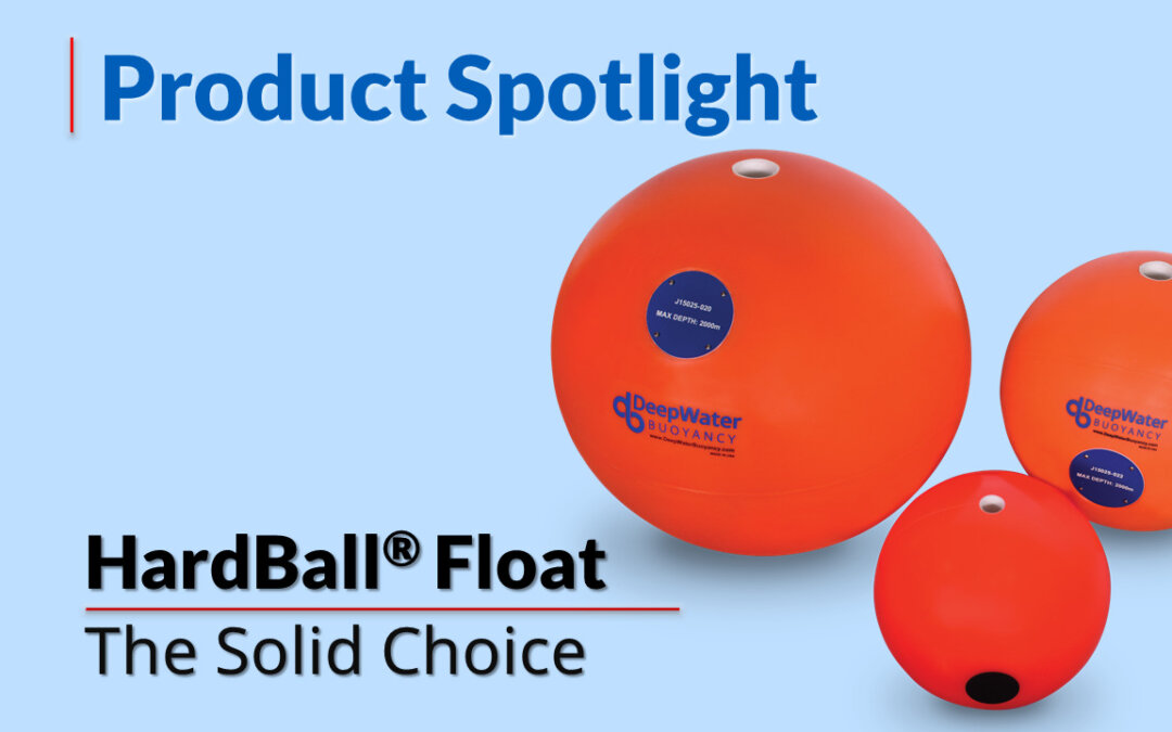 HardBall® Float – The Solid Choice