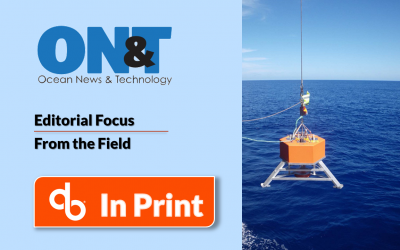 "IN PRINT – ""From the Field"""