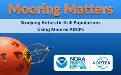 Mooring Matters: Studying Krill Populations Using Moored ADCPs