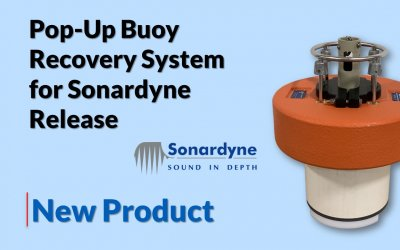 NEW Pop-Up Buoy for Sonardyne LRT