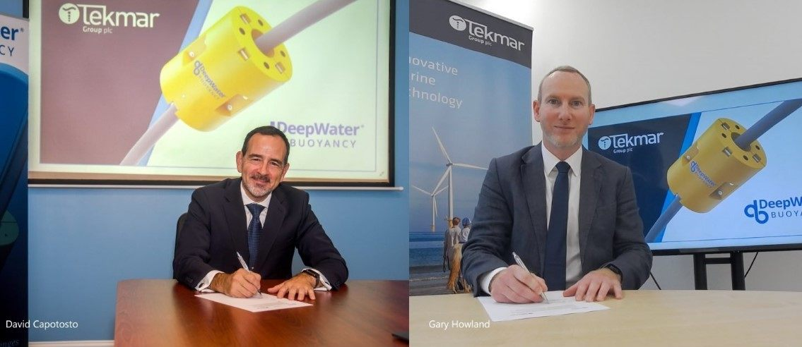 Tekmar-and-DeepWater-Buoyancy-ink-floating-wind-MoU