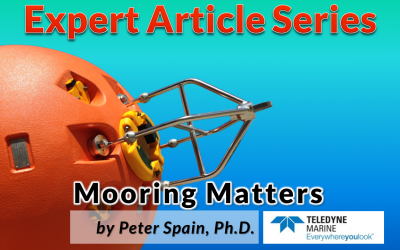 Mooring Matters: Sustained Measurements of Crucial Ocean Currents