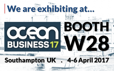 Exhibiting at Ocean Business 2017