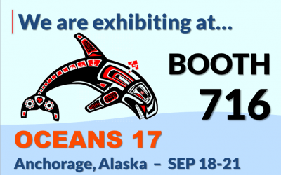We are Exhibiting at Oceans 17