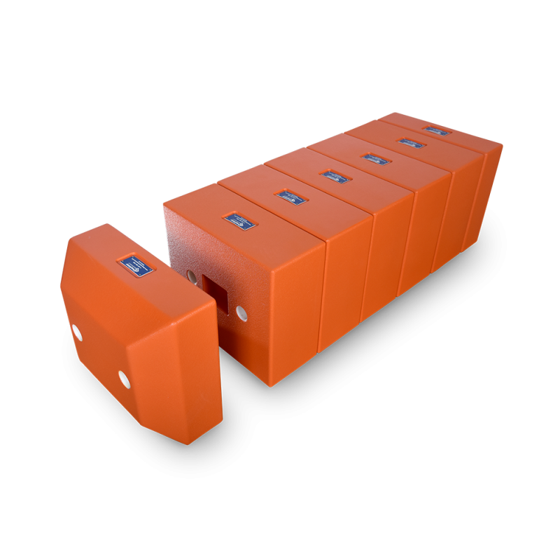 MiniMod Modular Buoy by DeepWater Buoyancy